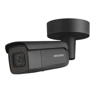 HIKVision Outdoor Varifocale IP Bullet camera , Black 4MP 2.8-12mm MZF IR: EXIR 50m