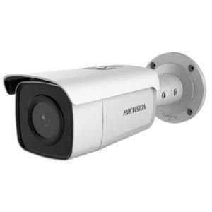 Hikvision Easyip 4.0 Acusense G2 - IP Bullet Camera Voor Buitengebruik Resolutie: 8mp Lens: 4mm