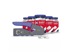 Connectix EZ-C6-UTP-B3 Kabel Conn Koper EZ-C6-UTP-B3 UTP 500 Tool