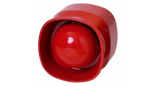 SIRENE ADR LSNI rood 101.3dB