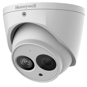 IP Dome camera Geschikt voor: Outdoor 4MP Lens: 2.8mm Vaste lens Voeding: 12 VDC + PoE IR Bereik: 50 Meter
