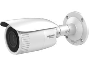 Hikvision Hiwatch IP Eyeball/Turret camera Voor buitengebruik Resolutie: 4MP Lens: 2.8-12mm MZF
