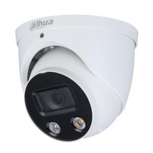 Dahua IPC-HDW3449H-AS-PV IP Eyeball / Turret camera Resolutie 4MP Lens: 2.8mm Wizsense Full-color TiOC