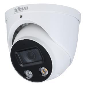 Dahua IPC-HDW3849H-AS-PV IP Eyeball / Turret camera Resolutie 8MP / 4K Lens: 2.8mm Wizsense Full-color TiOC