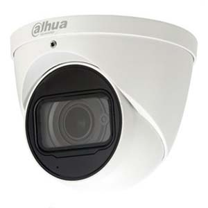 Dahua IP Eyeball/Turret camera Voor buitengebruik Resolutie: 2MP Lens: 2.8mm