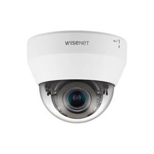 Hanwha Wisenet IP Dome camera Voor Binnengebruik Resolutie: 2MP Lens: 3.2-10mm