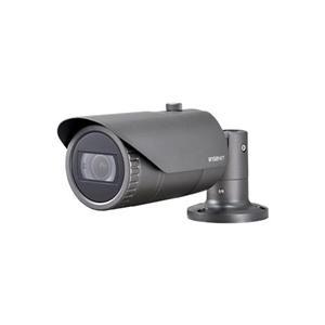 Hanwha Wisenet IP Bullet camera Voor buitengebruik Resolutie: 2MP Lens: 3.2-10mm
