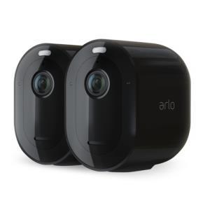 Arlo Pro 3 Cameraset met 2 camera's zwart