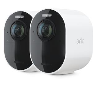 Arlo Ultra 4K Cameraset met 2 camera's