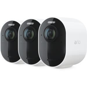 Arlo Ultra 4K Cameraset met 3 camera's