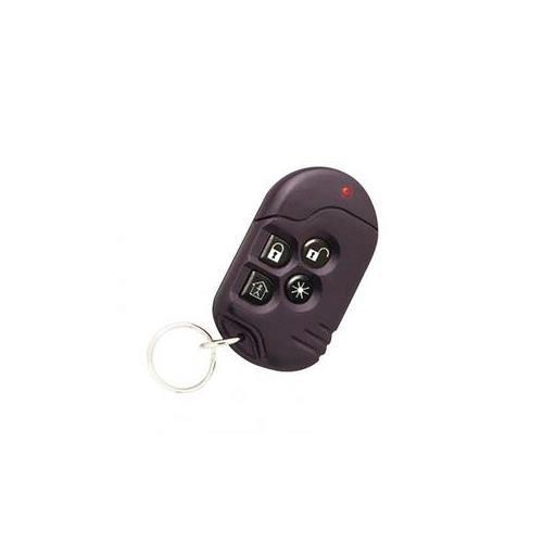 Visonic 4 Toetsen Draagbare zender - RF - 433,92 MHz - Handheld