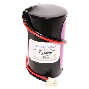 Visonic Batterij - 14500 mAh - Lithium (Li) - 3,6 V DC