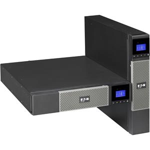 Eaton 5PX2200IRTN Line-interactive UPS - 2,20 kVA/1,98 kW - 2U Rek/toren - 220 V AC Ingang - 1 x IEC 60320 C19, 8 x IEC 60320 C13