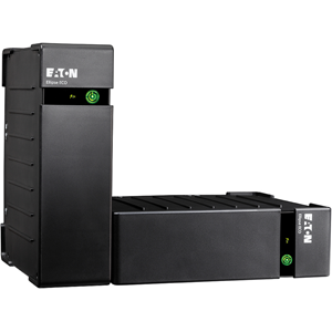 Eaton Ellipse EL650FR Line-interactive UPS - 650 VA/400 W - 2U Rek/toren - 220 V AC Ingang - 3, 1