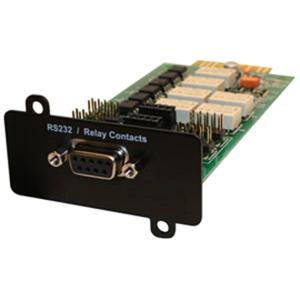 Eaton Remote power management adapter - Mini-slot - Serieel