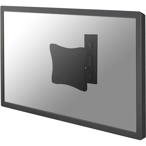 """De FPMA-W810BLACK is een wandsteun met 1 draaipunt voor LCD/LED/TFT schermen t/m 24"""" (60 cm). - 25,4 cm naar 61 cm scherm support - 12 kg laadcapaciteit"""