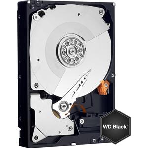 """WD Black WD2003FZEX 2 TB 3.5"""" Intern Harde schijf - SATA - 7200rpm - 64 MB buffer"""