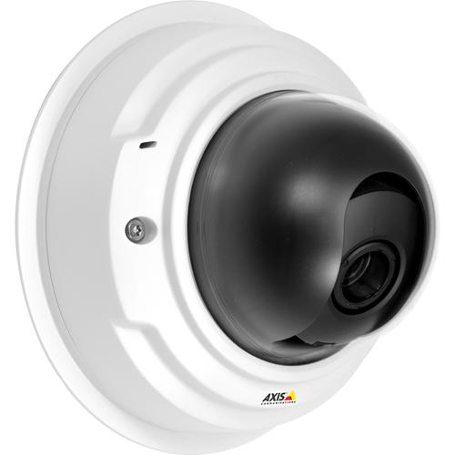 AXIS P3367-V Netwerkcamera - Kleur, Monochroom - 2592 x 1944 - 3x optische - CMOS - Kabel - Fast Ethernet