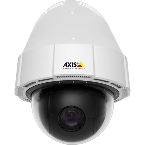 AXIS P5415-E Netwerkcamera - Kleur, Monochroom - 1920 x 1080 - 18x optische - RGB CMOS - Kabel - Fast Ethernet - dome - Muurbevestiging, Hoekbevestiging