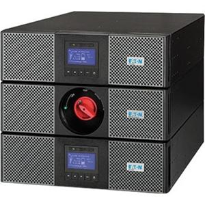 Eaton Dubbele Conversie Online UPS - 22 kVA/20 kW - Rek/toren - 200 V AC, 208 V AC, 220 V AC, 230 V AC, 240 V AC, 250 V AC Ingang - 200 V AC, 208 V AC, 220 V AC, 230 V AC, 240 V AC, 250 V AC Uitgang - 4 x IEC 60320 C19, Vastbedraad