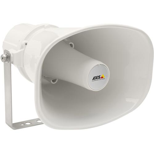 AXIS C3003-E Luidsprekersysteem - Draadloze luidspreker(s) - Plafondbevestiging, Monteerbaar op paal, Op muur monteerbaar