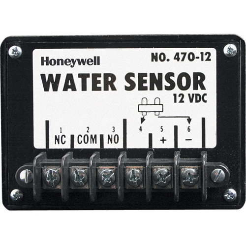 Honeywell 470-12 Vloeistofleksensor - 12 V DC - Water detectie