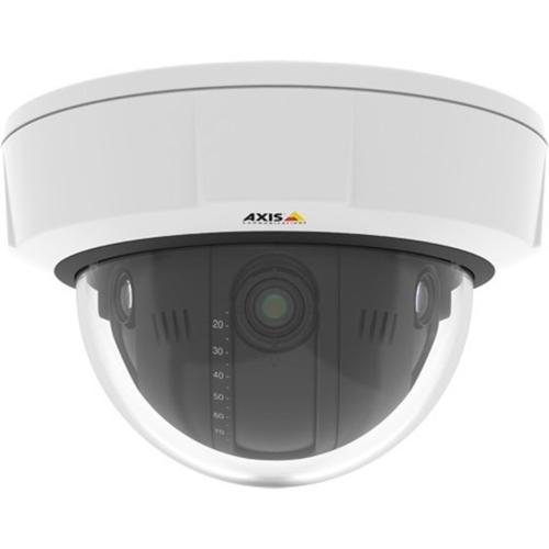 AXIS Q3708-PVE 15 Megapixel Netwerkcamera - Kleur - Kabel - dome - Muurbevestiging, Hangbevestiging