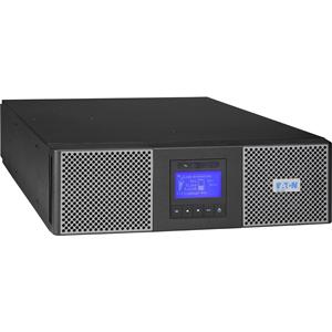 Eaton 9PX Dubbele Conversie Online UPS - 3 kVA/3 kW - 3U Rek/toren - 200 V AC, 208 V AC, 220 V AC, 230 V AC, 240 V AC Ingang - 2 x IEC 60320 C19, 8 x IEC 60320 C13
