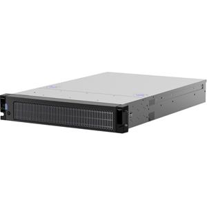 "Netgear ReadyNAS 3312 12 x Total Bays SAN/NAS-opslagsysteem - 2U - Monteerbaar in rek - Intel Xeon E3-1225 v5 Quadcore (4-core) 3,30 GHz - 8 GB RAM DDR4 SDRAM - Serial ATA controller - RAID-ondersteund 0, 1, 5, 6, 10, Hot Spare, JBOD, X-RAID2 - 12 x 2.5""/3.5"" gleuf - Gigabit Ethernet - eSATA - 2 USB Port(s) - 2 USB 3.0 Port(s) - Netwerk (RJ-45) - ReadyNAS OS 6 - LACP, DLNA, IPv6, NTP, SMTP, Rsync, WEBDAV, NFSv3, iSCSI, TCP/IP, AFP, ..."