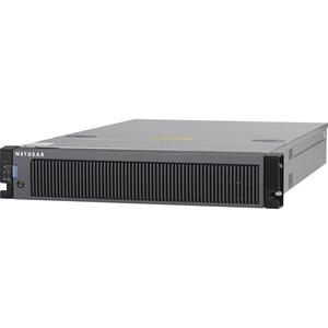 "Netgear ReadyNAS 4312X 12 x Total Bays SAN/NAS-opslagsysteem - 2U - Monteerbaar in rek - Intel Xeon E3-1245 v5 Quadcore (4-core) 3,50 GHz - 4 x HDD geïnstalleerd - 24 TB Capaciteit geïnstalleerde HDD - 16 GB RAM DDR4 SDRAM - Serial ATA controller - RAID-ondersteund 0, 1, 5, 6, 10, Hot Spare, JBOD, X-RAID2 - 12 x 2.5""/3.5"" gleuf - 10 Gigabit Ethernet - eSATA - 2 USB Port(s) - 2 USB 3.0 Port(s) - Netwerk (RJ-45) - ReadyNAS OS 6 - LACP, DLNA, IPv6, NTP, SMTP, Rsync, WEBDAV, NFSv3, iSCSI, TCP/I"