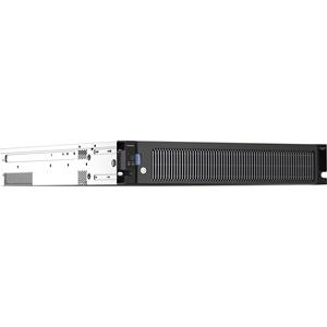 "Netgear ReadyNAS 4312S 12 x Total Bays SAN/NAS-opslagsysteem - 2U - Monteerbaar in rek - Intel Xeon E3-1245 v5 Quadcore (4-core) 3,50 GHz - 4 x HDD geïnstalleerd - 24 TB Capaciteit geïnstalleerde HDD - 16 GB RAM DDR4 SDRAM - Serial ATA controller - RAID-ondersteund 0, 1, 5, 6, 10, Hot Spare, JBOD, X-RAID2 - 12 x 2.5""/3.5"" gleuf - 10 Gigabit Ethernet - eSATA - 2 USB Port(s) - 2 USB 3.0 Port(s) - Netwerk (RJ-45) - ReadyNAS OS 6 - LACP, DLNA, IPv6, NTP, SMTP, Rsync, WEBDAV, NFSv3, iSCSI, TCP/I"