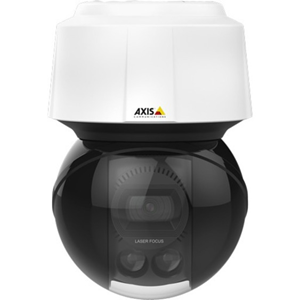 AXIS Q6155-E Netwerkcamera - Kleur, Monochroom - Motion JPEG, H.264, MPEG-4 - 1920 x 1080 - 4,30 mm - 30x optische - CMOS - Kabel - dome - Muurbevestiging, Hangbevestiging, Plafondsteun, Voetmontagebeugel, Paalmontage, Hoekbevestiging
