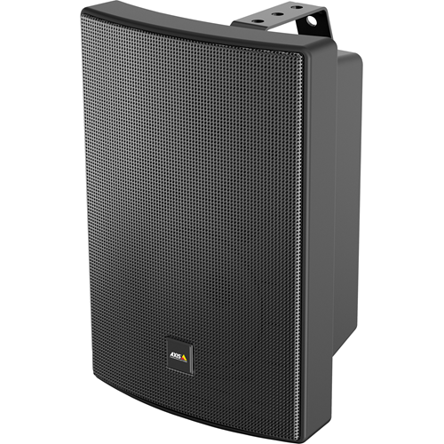 AXIS C1004-E Luidsprekersysteem - Op muur monteerbaar - 60 Hz - 20 kHz - microSD, microSDHC, microSDXC - Ethernet, Microfoon ingebouwd, Basreflex, Draadlose audiostream