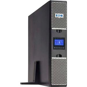 Eaton 9PX1500IRTN Dubbele Conversie Online UPS - 1,50 kVA/1,50 kW - 2U Rek/toren - 200 V AC, 208 V AC, 220 V AC, 230 V AC, 240 V AC Ingang - 200 V AC, 208 V AC, 220 V AC, 230 V AC, 240 V AC Uitgang - 8 x IEC 60320 C13