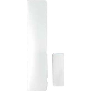 Honeywell Alpha Wireless Magnetisch contact - 25 mm Spleet - voor Deur, Window - Muurbevestiging - Wit