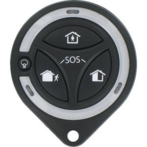 Honeywell 4 Toetsen Sleutelzender - RF - 868,30 MHz - Handheld