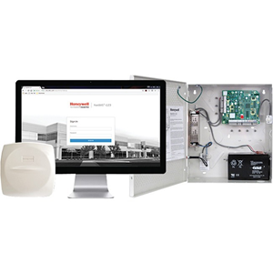 Honeywell NX1MPS Behuizing, toegangscontrole - Metaal