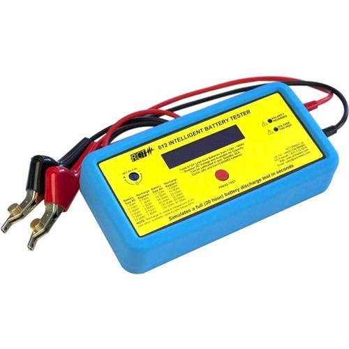 ACT Batterijtester - Spanningsmonitor, Weerstandmaat