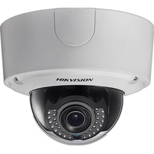 Hikvision Darkfighter DS-2CD4526FWD-IZ 2 Megapixel Netwerkcamera - Kleur - 40 m Night Vision - Motion JPEG, MPEG-4, H.264 - 1920 x 1080 - 2,80 mm - 12 mm - 4,3x optische - CMOS - Kabel - dome - Plafondsteun, Muurbevestiging, Hangbevestiging