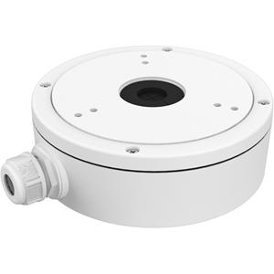 Hikvision DS-1280ZJ-M Montagedoos voor Netwerkcamera - 4,50 kg laadcapaciteit - Wit