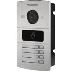 Hikvision DS-KV8102-IM Videofoon - 1,3 Megapixel - CMOS - Halve duplex - Aluminium
