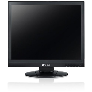 "AG Neovo SC-19AH 48,3 cm (19"") LED LCD-monitor - 5 ms - 1920 x 1080 - 16,7 miljoen kleuren - 250 cd/m² - 1,000:1 - Full HD - Luidsprekers - HDMI - VGA - 18 W"