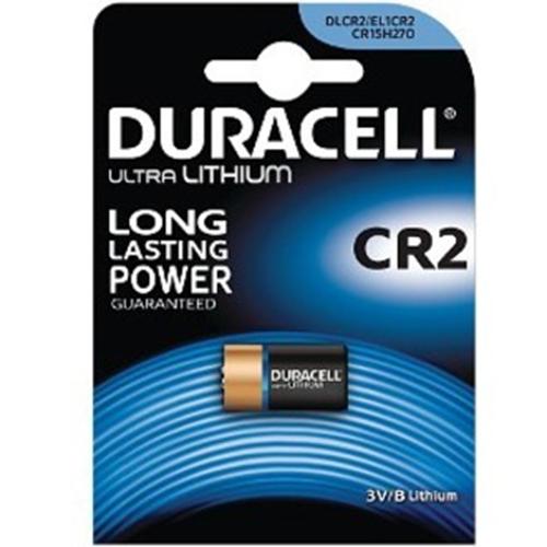 Duracell Batterij - 780 mAh - CR2 - Lithium (Li) - 3 V DC