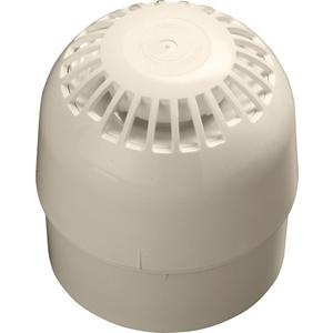 Apollo Beveiligingsalarm - 28 V DC - 100 dB(A) - Hoorbaar - Op muur monteerbaar - Wit