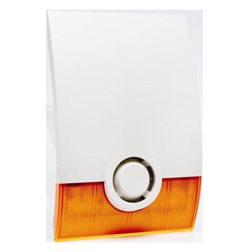 Videofied Sirene - Wireless - 4,5 V DC - 100 dB(A) - Hoorbaar - Oppervlakbevestiging - Oranje