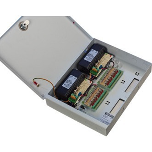 Elmdene Vision Stroomvoorziening - 87% Efficiëntie - 96 W - 120 V AC, 230 V AC Ingangspanning - 12 V DC Output Voltage - Doos