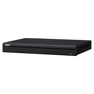 Dahua NVR4208-8P-4KS2 Videobewakingsstation - 8 kanalen - Netwerk-videorecorder - H.264 formaten - Composite video in - 1 Audio In - 1 Audio Out - 1 VGA Out - HDMI