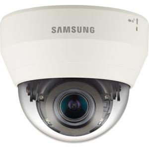 Hanwha Techwin WiseNet QND-7080RP 4 Megapixel Netwerkcamera - Monochroom, Kleur - 20 m Night Vision - Motion JPEG, H.264 - 2592 x 1520 - 2,80 mm - 12 mm - 4,3x optische - CMOS - Kabel - dome