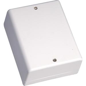 CQR JB737 Montagedoos - Polystyreen, Plastic - Wit