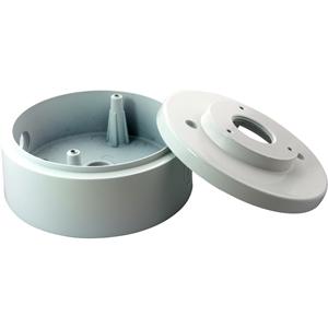W Box WBXCA0001 Montagedoos voor Surveillance camera - Wit